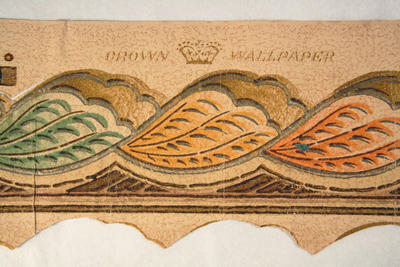 Wallpaper border fragment