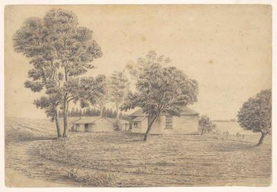 Painting, 'Alfred Buckland's Property'